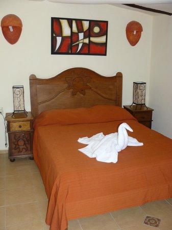 Maison Tulum: La chambre