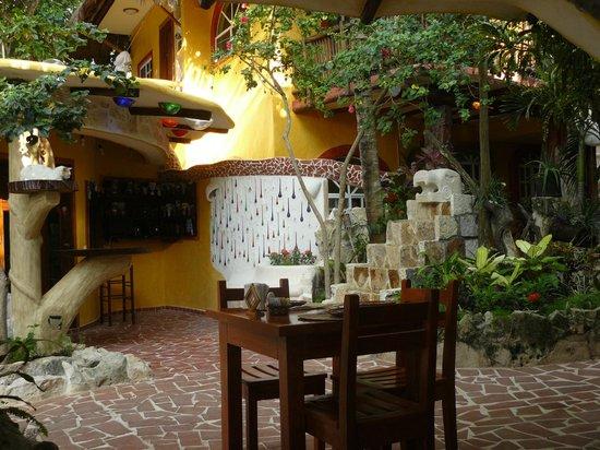 Maison Tulum: Le restaurant