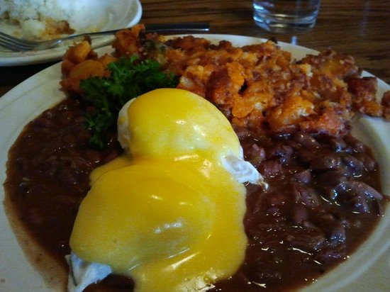 Lucile's Restaurant:                   Cajun Breakfast