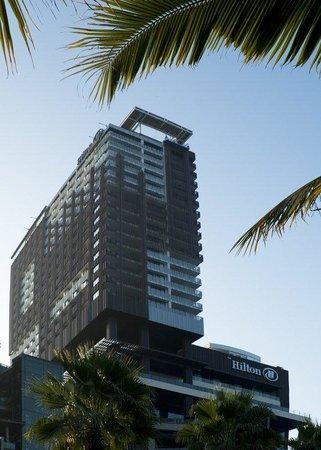 Hilton Pattaya: Exterior