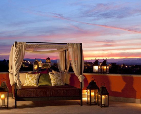 Rosewood San Miguel de Allende: Presidential Suite Terrace