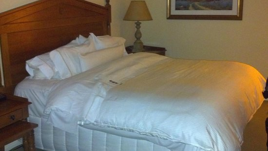 The Westin Stonebriar Hotel & Golf Club: Bed