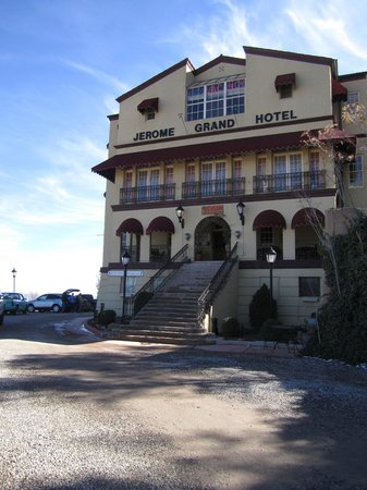 Jerome grand hotel in az