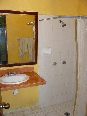 Chato's Cabanas : La salle de bain