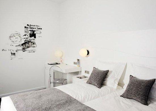 Comfort Hotel Centre Del Mon: FRCHCentredelmon Twin Room Bd