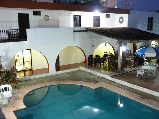 Hotel San Clemente: La piscine