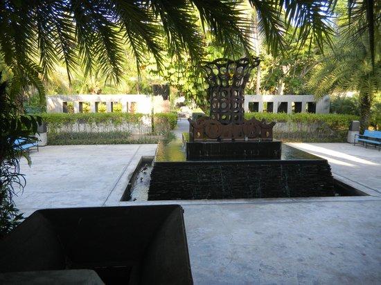 Indigo Pearl:                   Gartenanlage