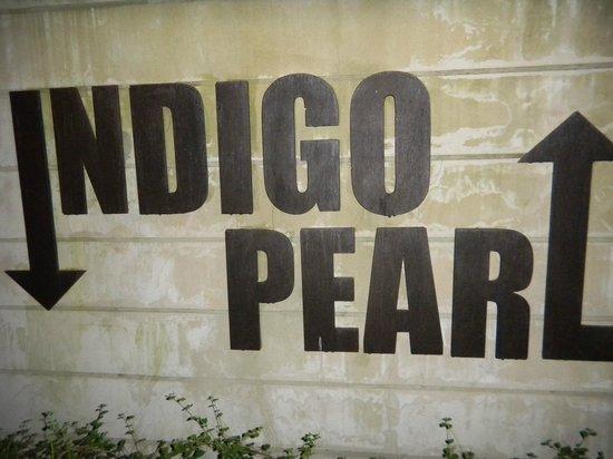 Indigo Pearl:                   Time