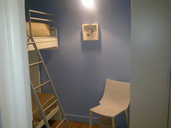 Ripetta 25: camera doppia
