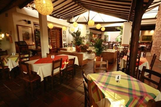 De visita en bucaramanga colombia restaurante la puerta d picture of restaurante la puerta - Restaurante de chicote en puerta del sol ...