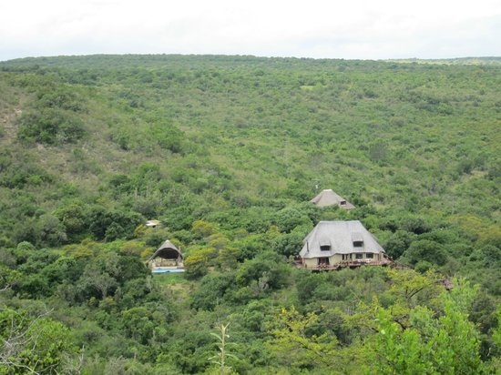 Sebumo Tude Nature's Lounge:                   Die Lodge im Busch