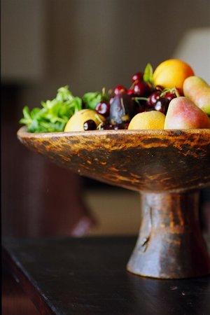 Dar Housnia: salle à manger