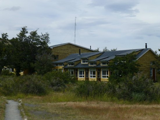 Refugio Torre Central: Refugio Torres