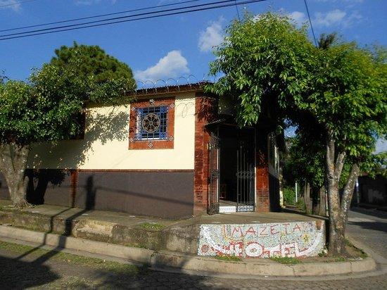 Hostal Casa Mazeta, Hotels in Juayua