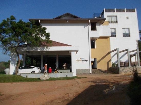 Sorowwa Resort & Spa: Main entrance