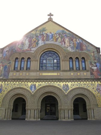 Stanford University: Memorial Church