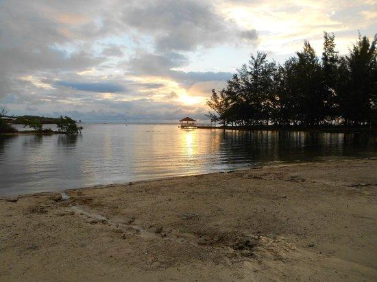 Fantasy Island Beach Resort:                                     sunrise at the beach