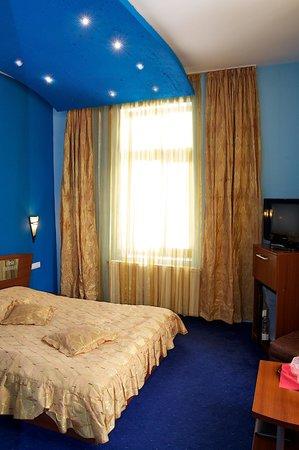 Pensiunea Casa Dunarea : bedroom