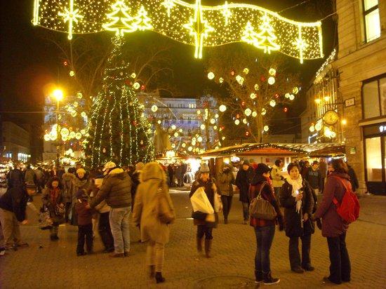 Hotel President Budapest:                   christmas