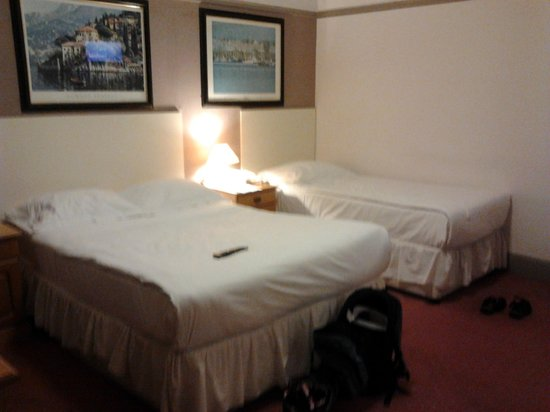 The Tree Hotel at Iffley:                   Room