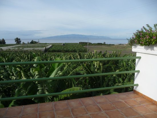 Hotel Rural El Navio:                   Gorgeous view from private terrace