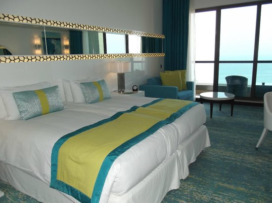 JA Ocean View Hotel:                   Standard bedroom