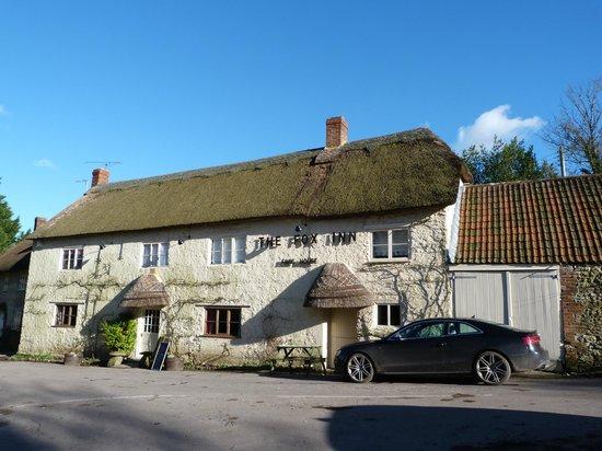 Corscombe, UK:                                     The Fox Inn, Corscombe                                  