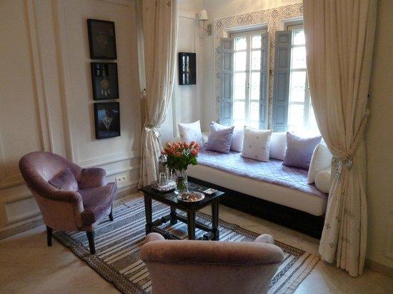 Riad Idra:                   Suite Aliya