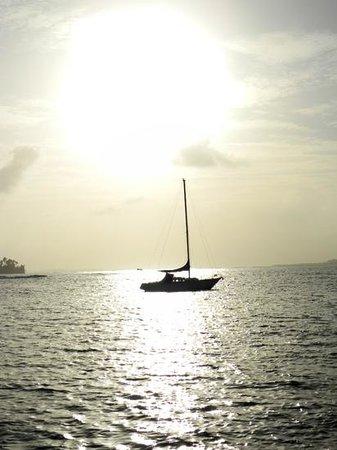 Eclypse de Mar:                   atardecer en Eclypse
