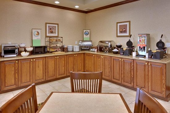 Country Inn & Suites By Carlson, State College (Penn State Area): Breakfast Room