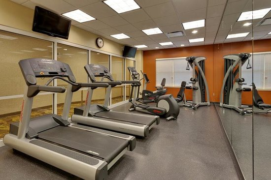 Country Inn & Suites By Carlson, State College (Penn State Area): Fitness Room