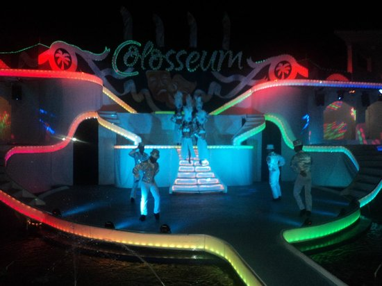 The Tropical at Lifestyle Holidays Vacation Resort :                                     Le Coliséum
