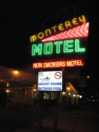 Monterey Motel Photo