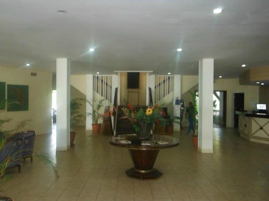 Fantasy Island Beach Resort:                                     Hotel main lobby