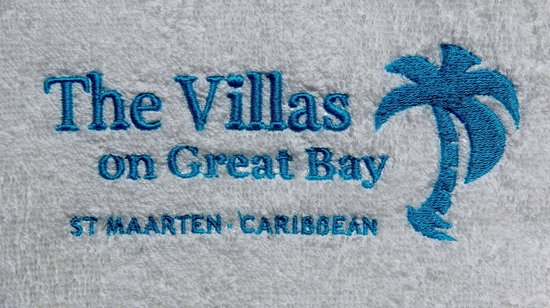 Villas on Great Bay: towels