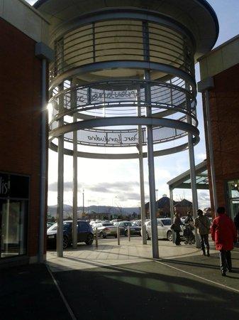 Parc Llandudno Retail Park