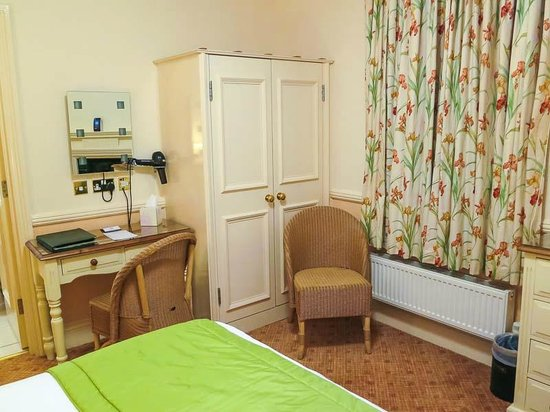 Pegwell Bay Hotel: Maqin-room
