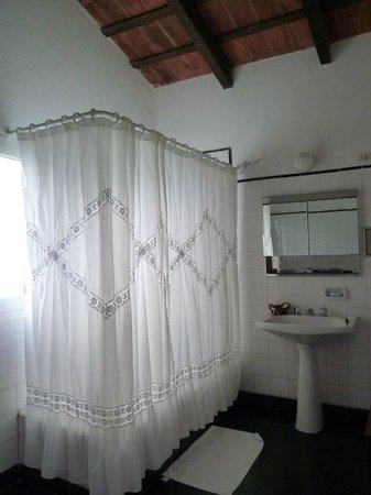 Estancia San Agustin:                   Salle de bain
