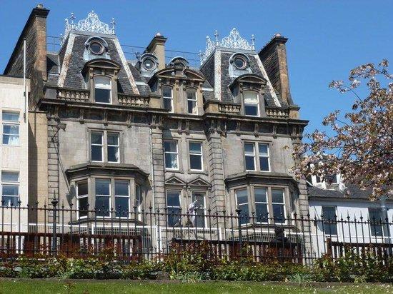 Royal Overseas Hotel Edinburgh