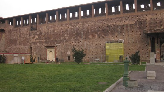 Castello Sforzesco: Renewing the Castle