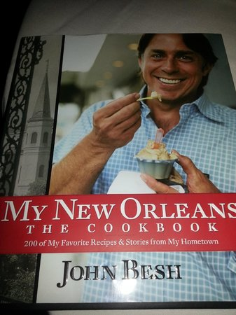 Restaurant August:                                     THE New Orleans cookbook!  can't get better than this. a MUS