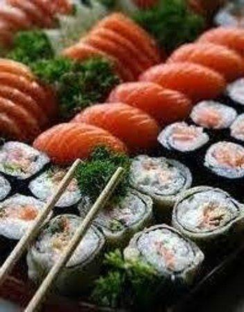 Boom Sushi Lounge: Variado de Peças