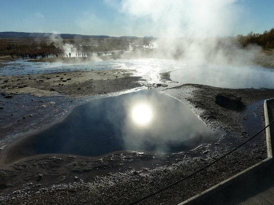 Iceland Horizon:                   Golden Circle Tour: Geysers