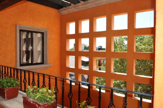 Hotel Lunata:                   Stairs