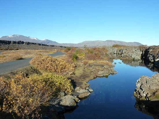 Iceland Horizon:                   Golden Circle Tour: Thingvellir National Park
