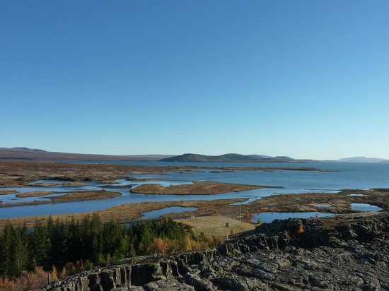 Iceland Horizon - Golden Circle Tour:                   Golden Circle Tour: Thingvellir National Park