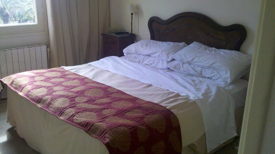 Hotel San Marcos:                                     Cama