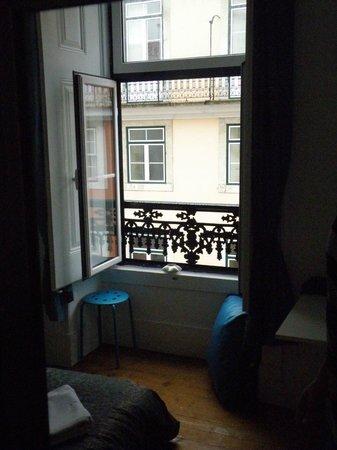 happy@santos: view street