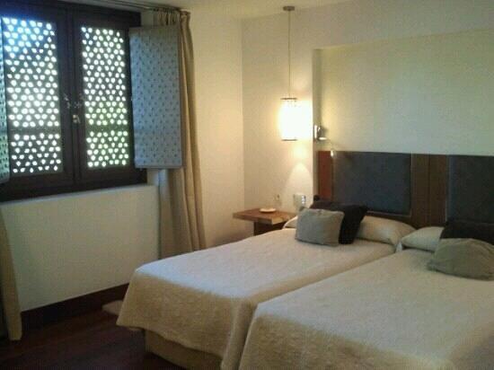 Parador de Granada:                                     Habitacion 113