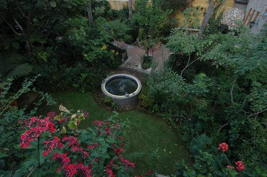 Casa de Las Flores: Aerial